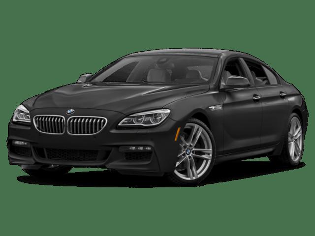 BMW 6 Series Angled