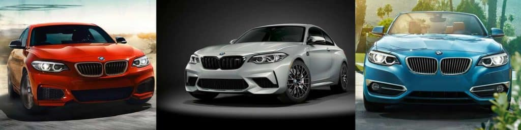 BMW series 2 car for sale