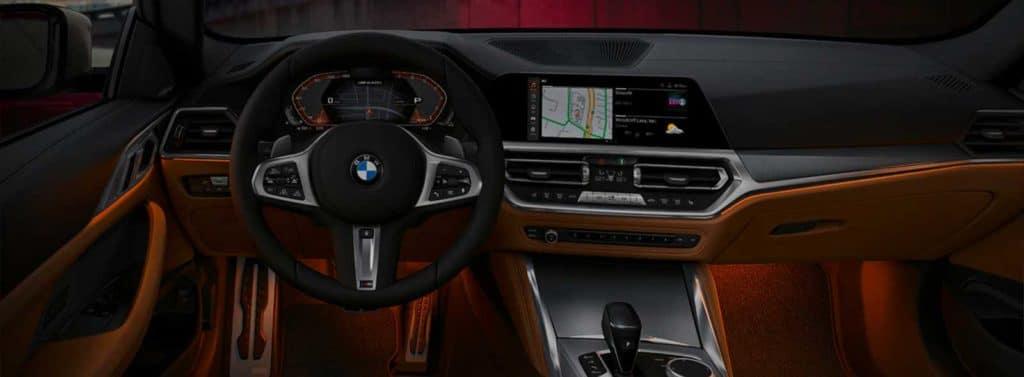 BMW 4 series interior car for sale