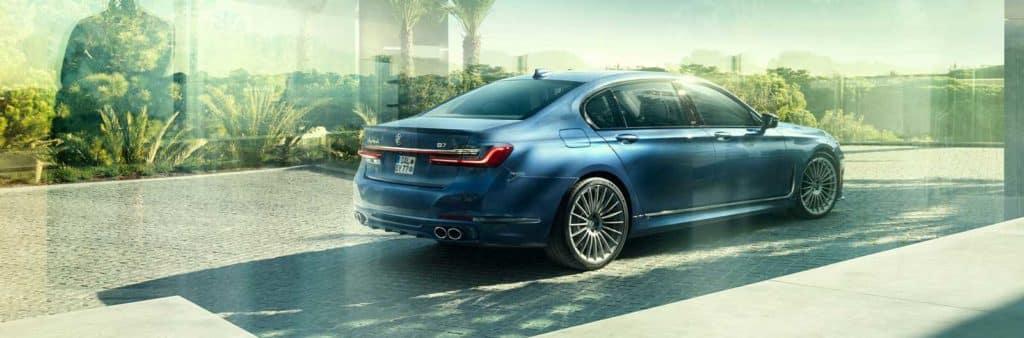 BMW cars exterior