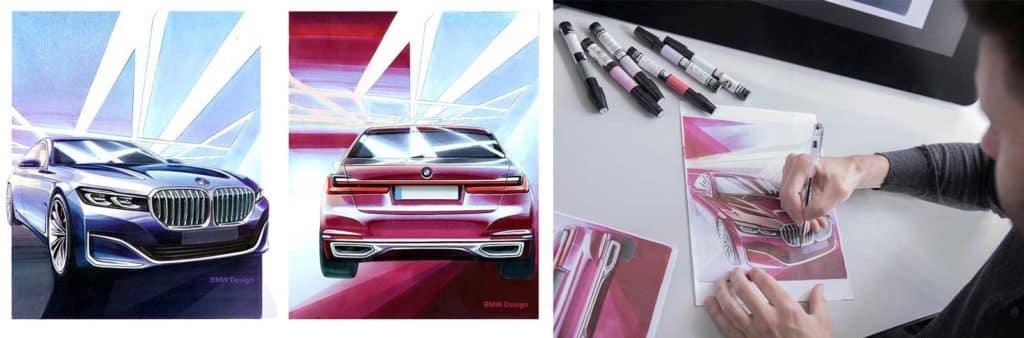 BMW art