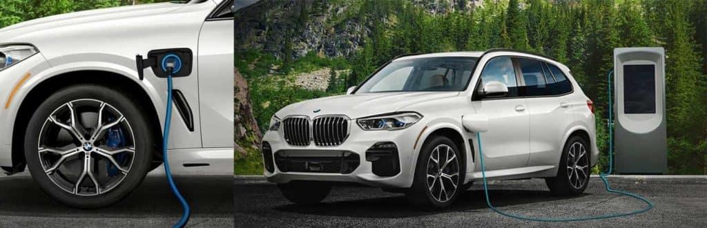 electric cars BMW