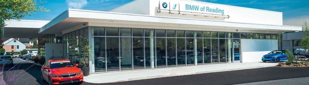 BMW Reading used dealership