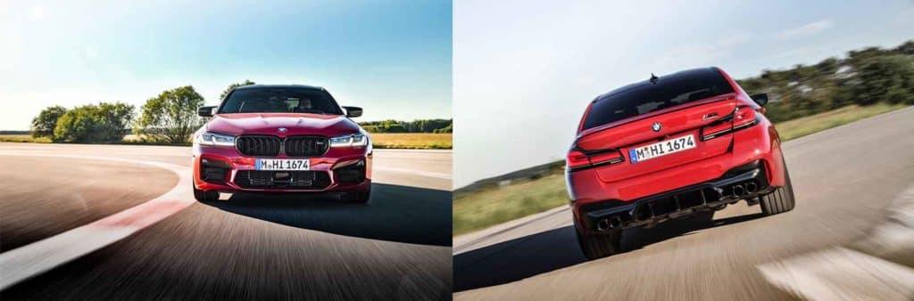 Buy cars online BMW M5