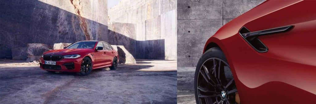 BMW M5 Reading