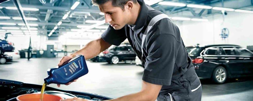 car oil services