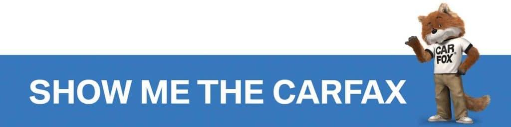 Carfax BMW