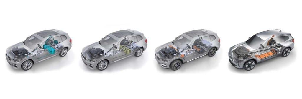 ix3 BMW build