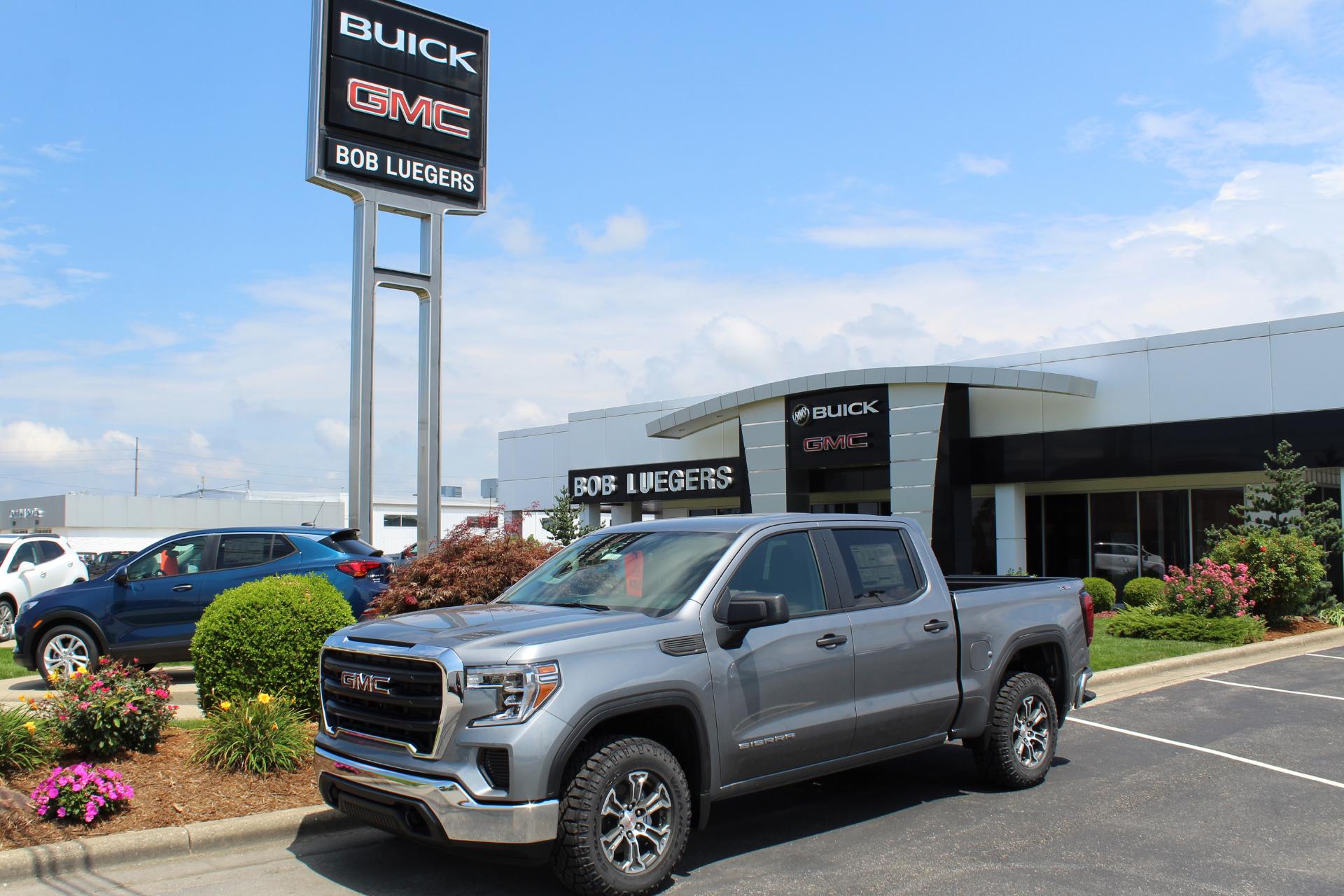 Buick GMC Sign