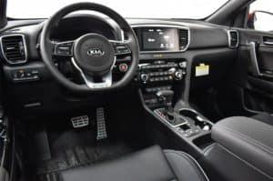 2021 interior features