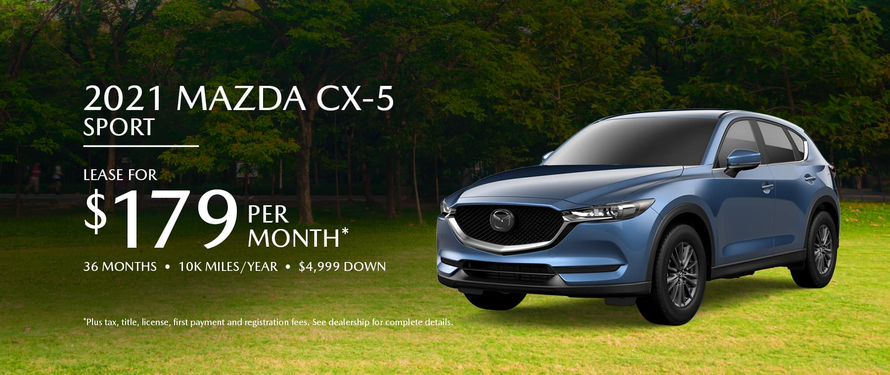 2021 Mazda CX-5 Header