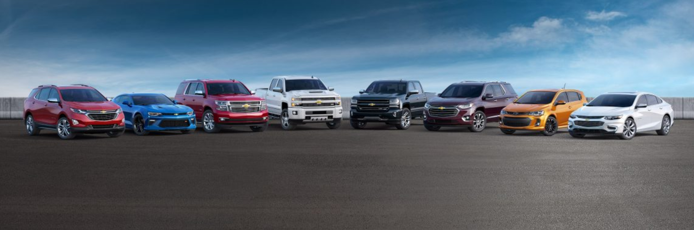 2021 Chevy Model Lineup