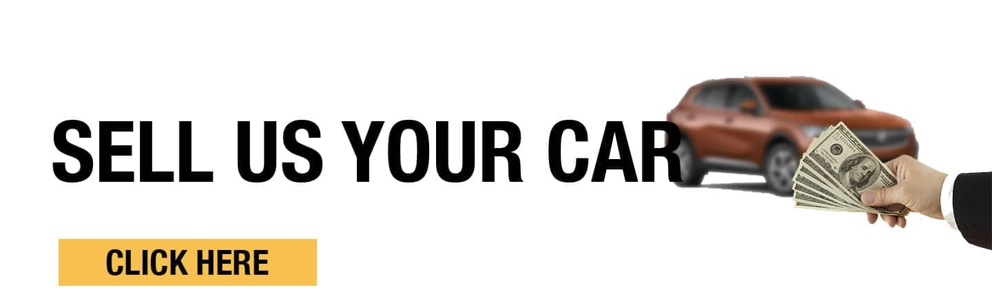 Sell Us Your Car banner