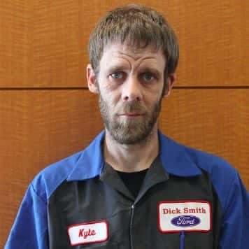 Kyle Backhaus