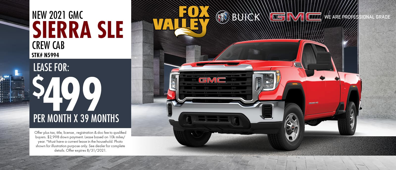 2021 GMC Sierra | Fox Valley Buick GMC