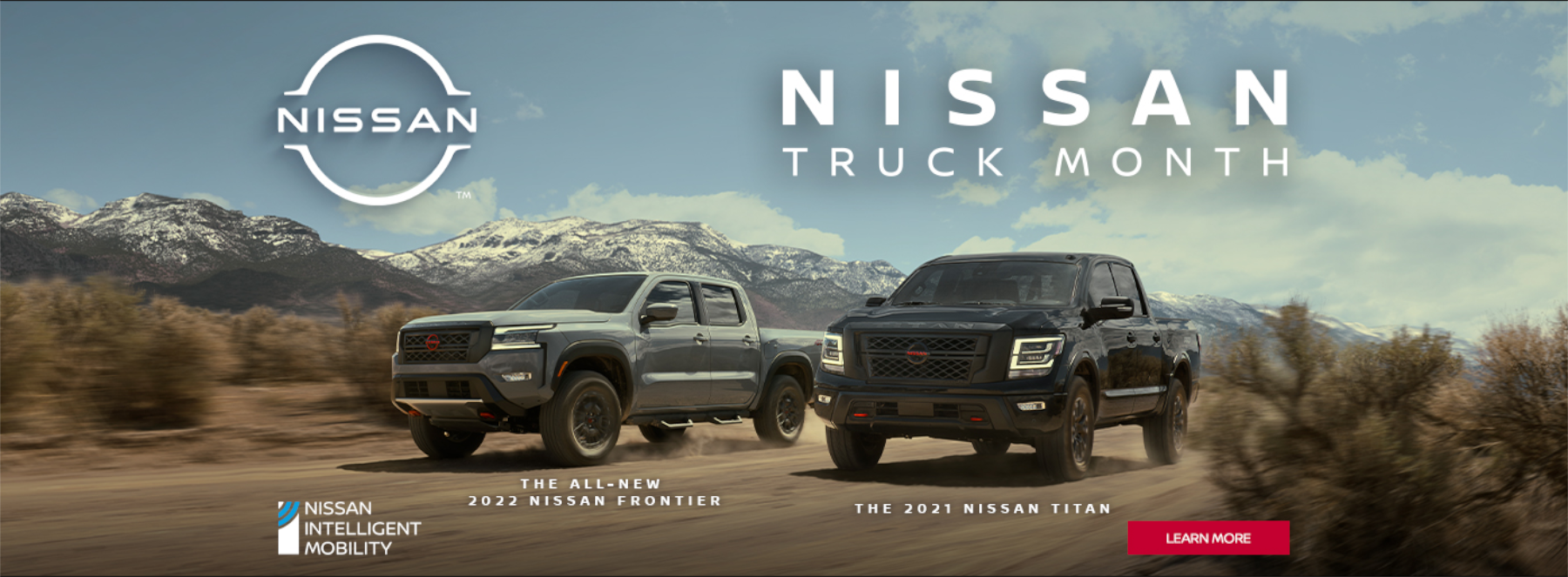 Nissan Frontier and Nissan Titan