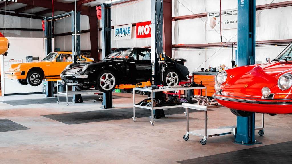 Hbi Auto showroom