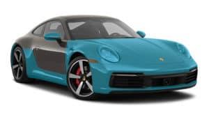 Porsche Paint Protection Film High Impact Porsche