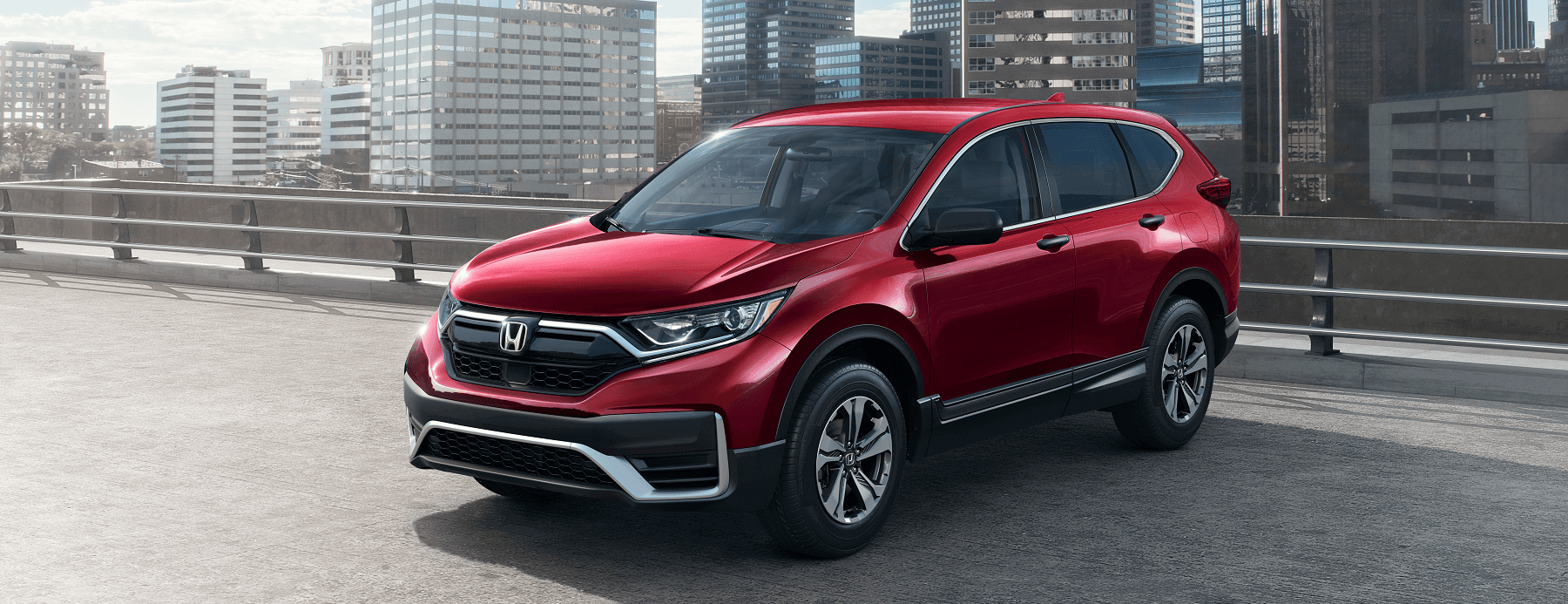 Honda CR-V safety features