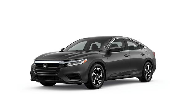 2021 Honda Insight LX in Modern Steel Metallic