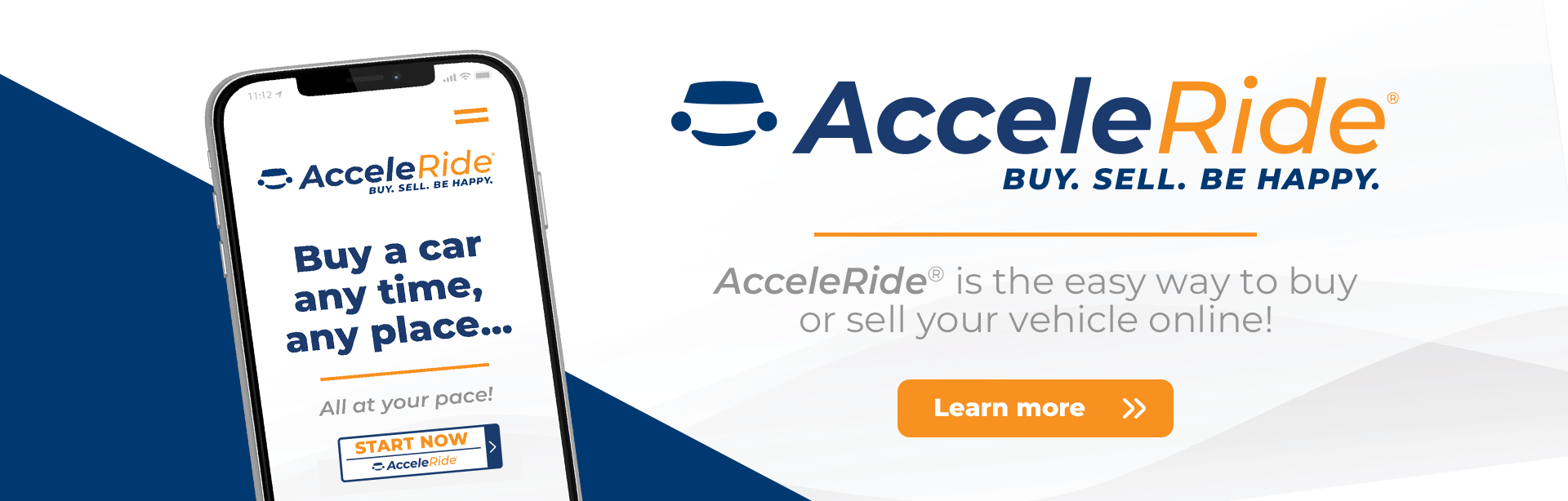 AcceleRide Header