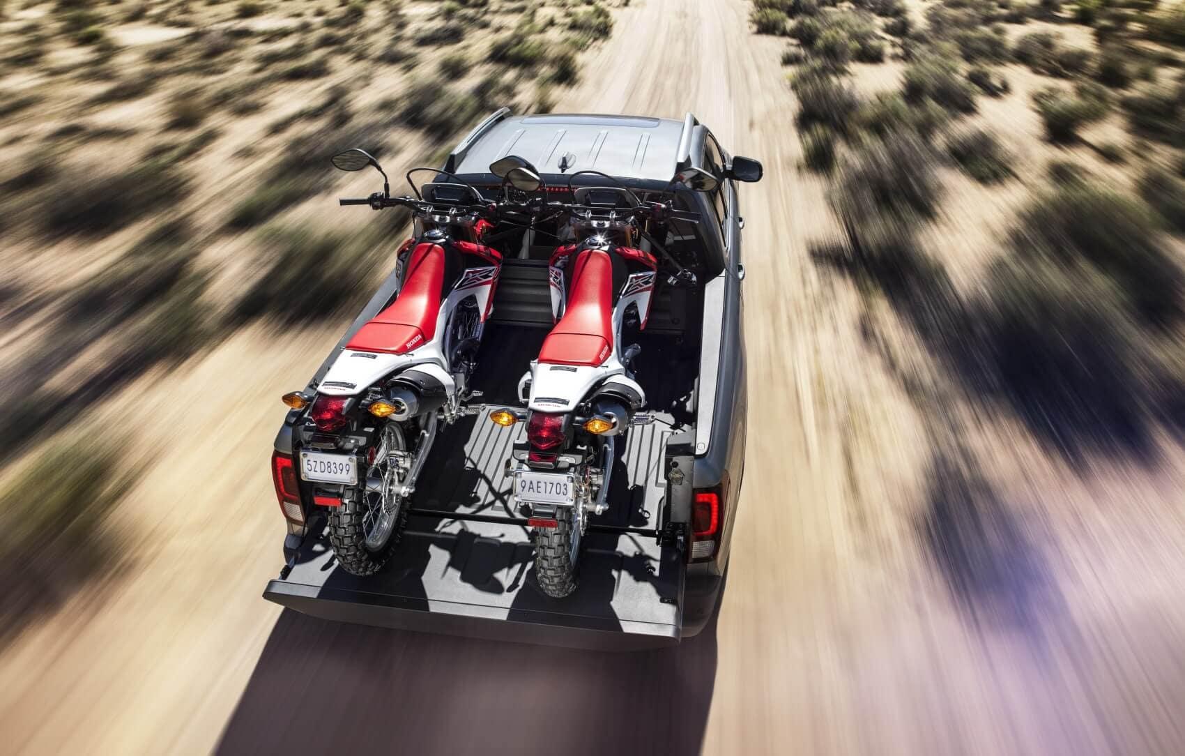 Honda Ridgeline vs Ford F-150