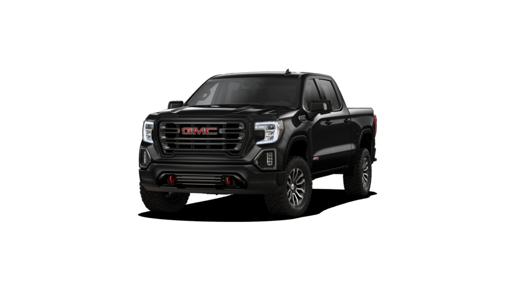 Reserve This 2021 GMC Sierra 1500 AT4 4WD