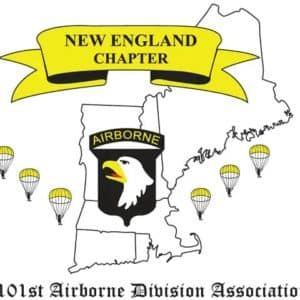 New England Chapter emblem of 101st Airborne Division Association