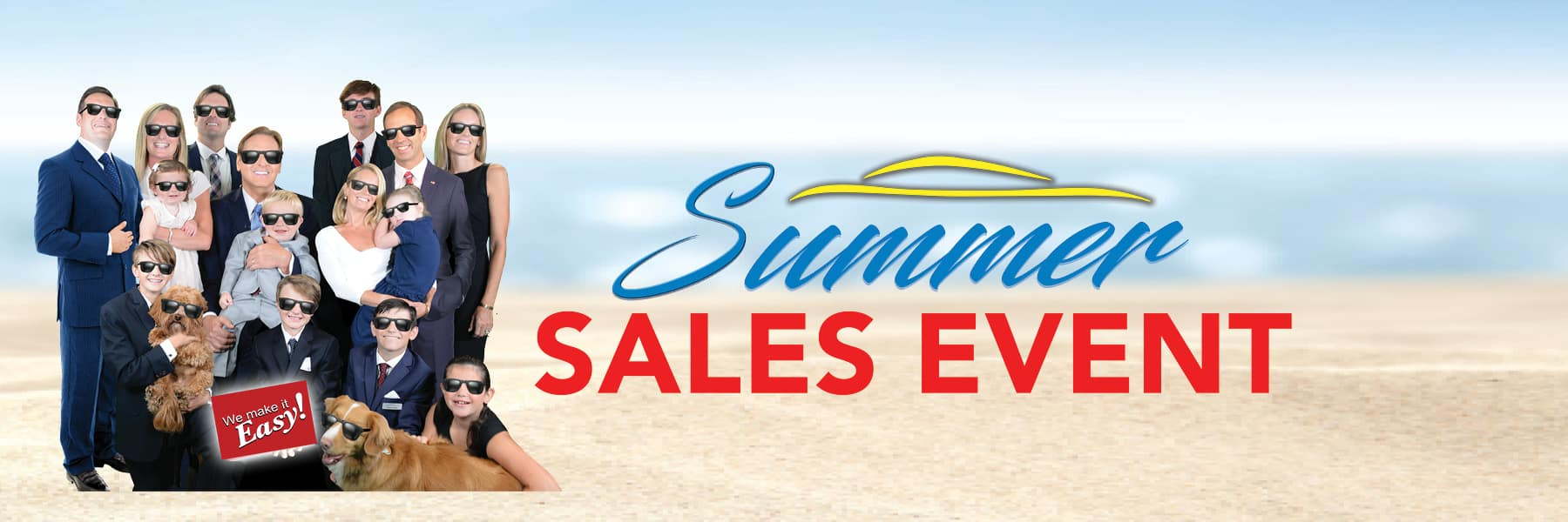Summer Sales Event at Kelly Automotive Group