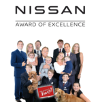 Award of Excellence 2021 - Kelly Nissan Woburn