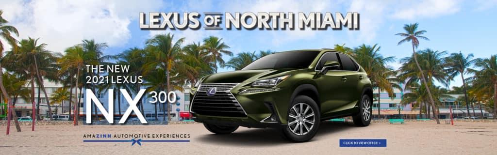 New 2021 Lexus NX