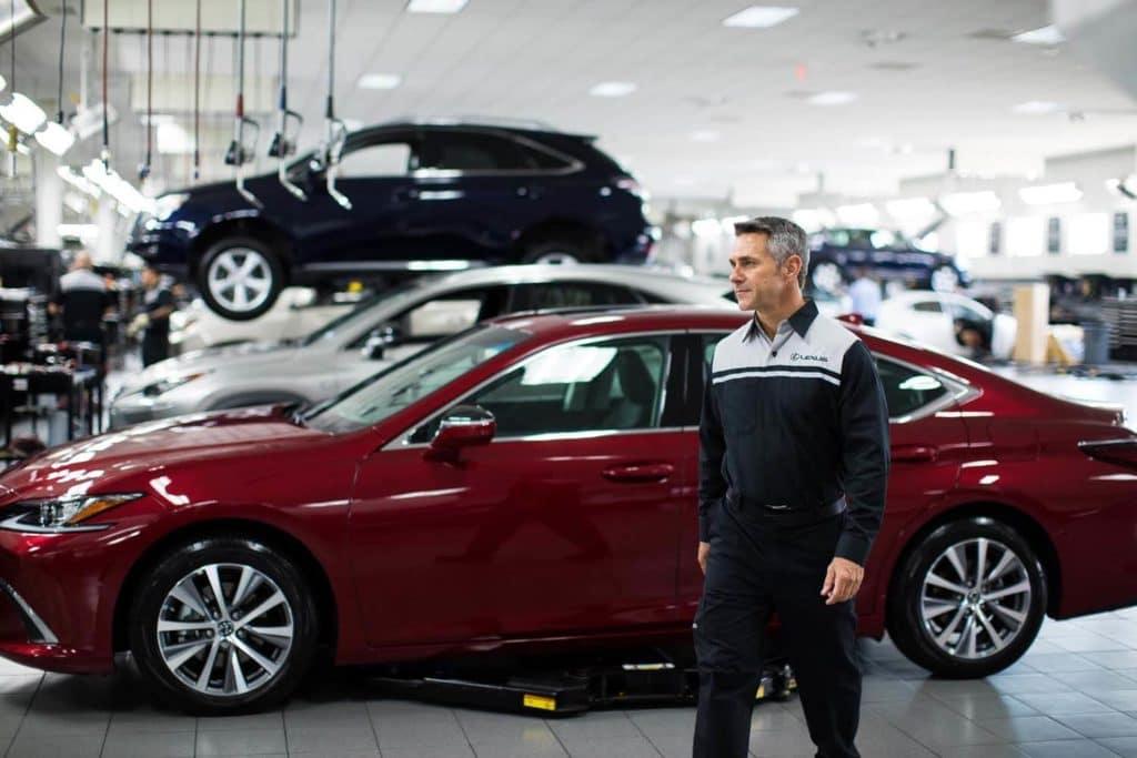 Lexus Service Technician