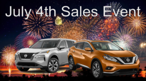 McNeill Nissan July 4th 2021 Sales Event
