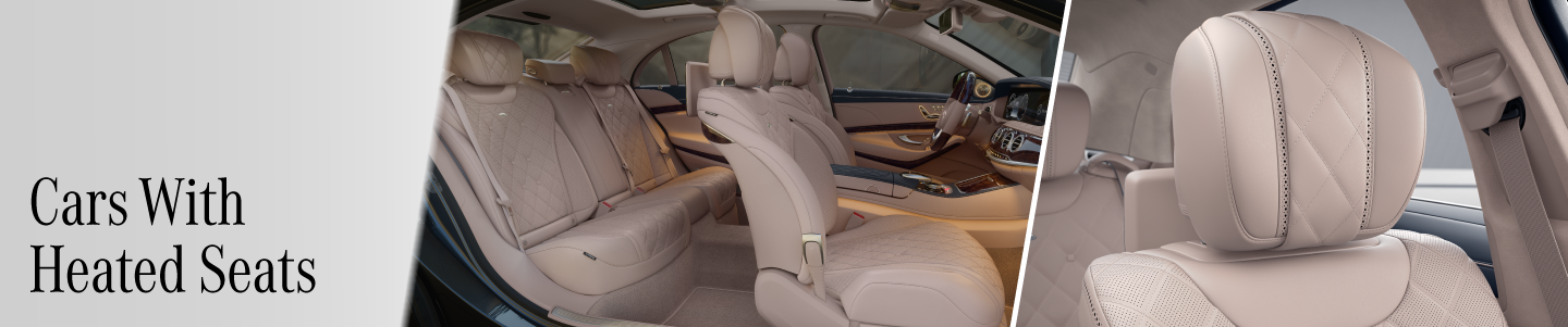 cars with heated seats