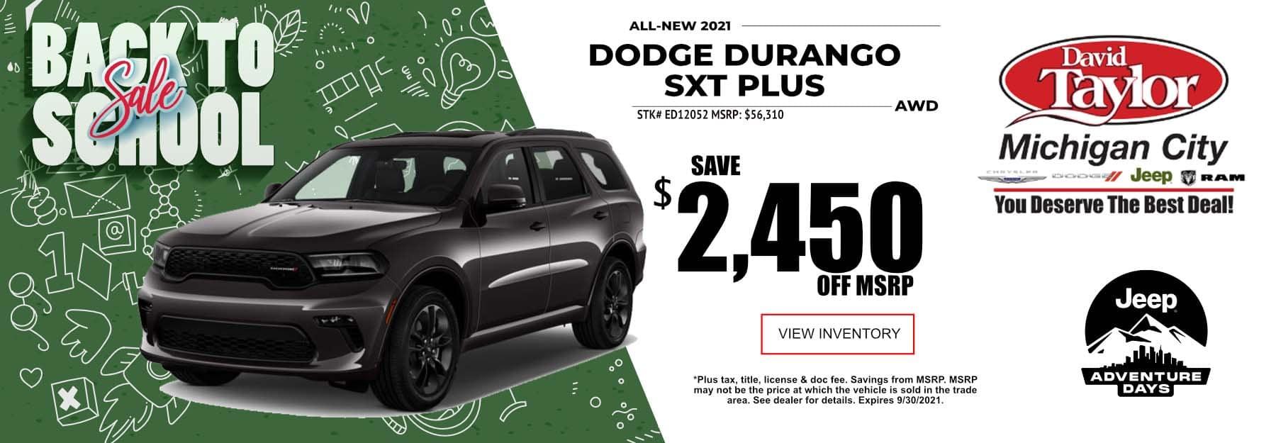 September_2021 Durango_B2S DTM