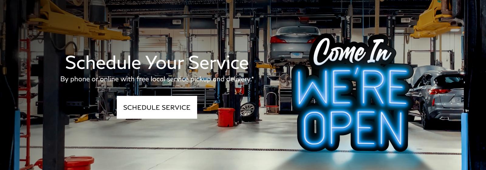 inf-service