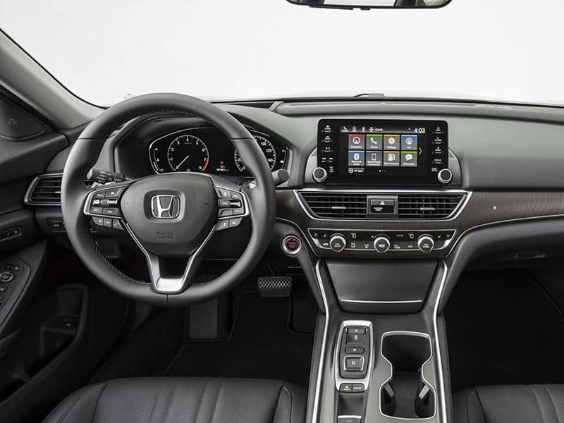 2021 Honda Accord Features and Equipment
