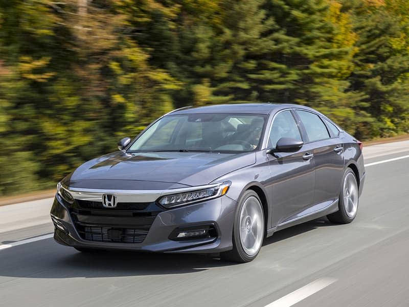 2021 Honda Accord Powertrains