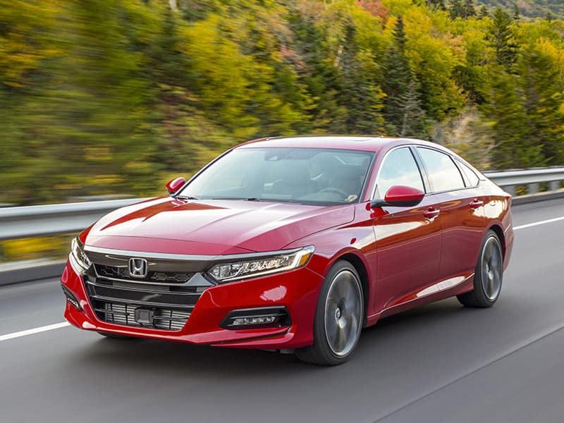 2021 Honda Accord Trim Levels and Styling