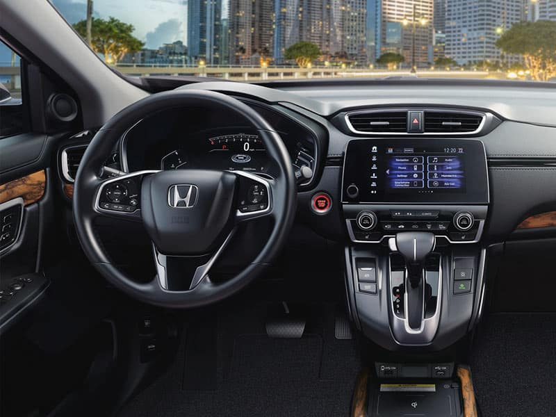 2021 Honda CR-V Features and Equipment