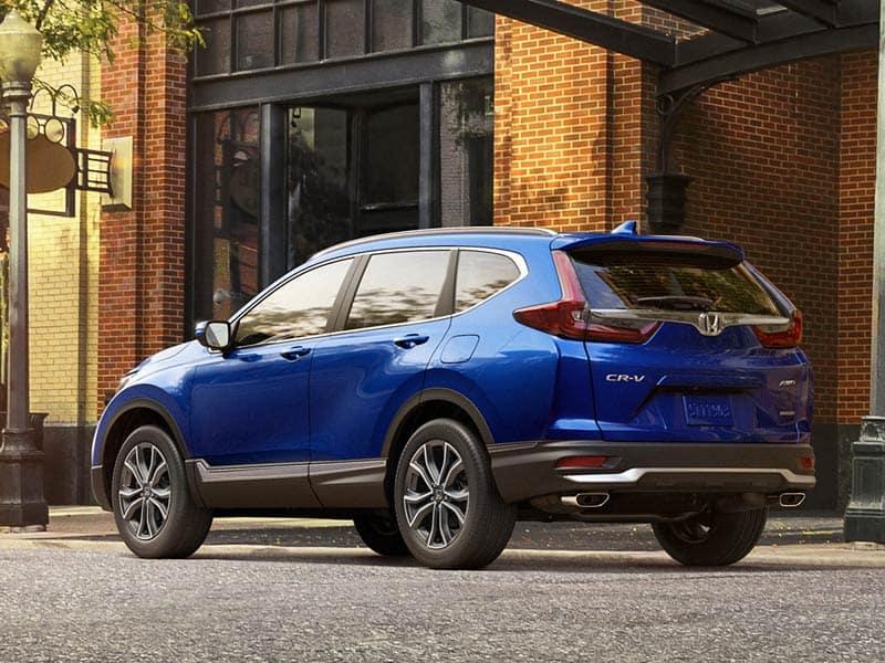 2021 Honda CR-V Trim Levels