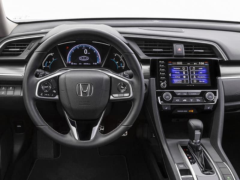 2021 Honda Civic Features and Equipment