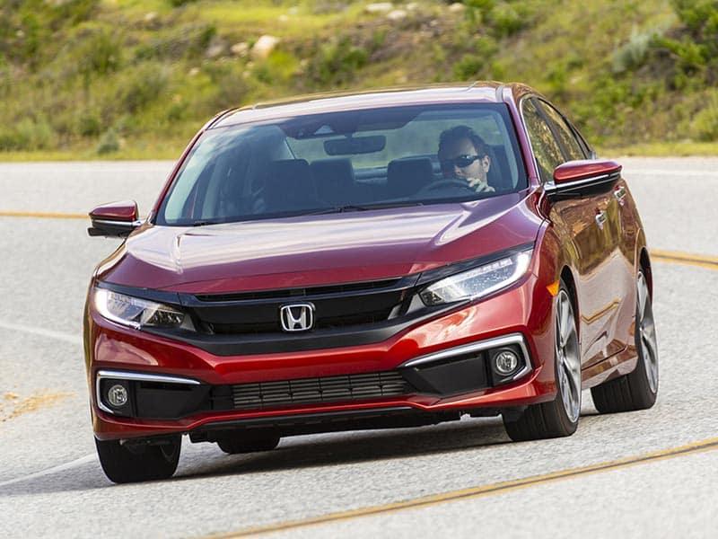 2021 Honda Civic Powertrains
