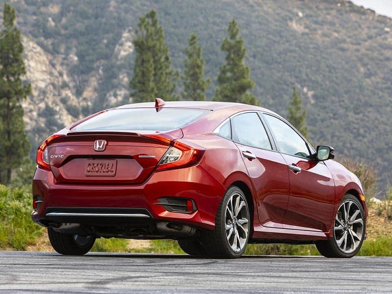 2021 Honda Civic Trim Levels