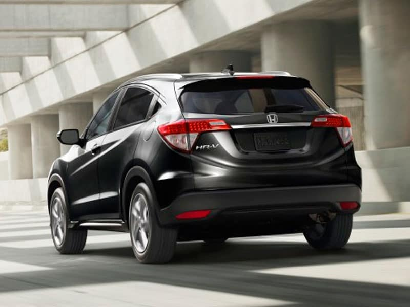 2021 Honda HR-V Powertrain and Fuel Efficiency