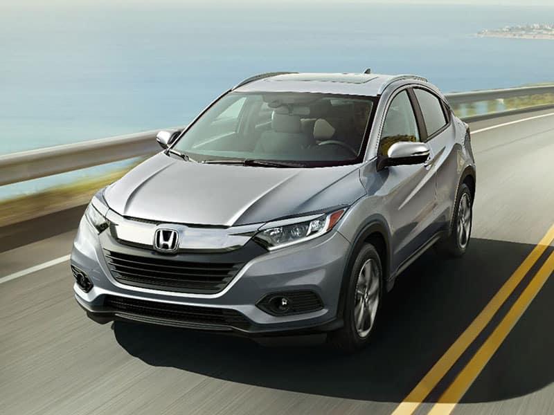 2021 Honda HR-V Trim Levels and Styling