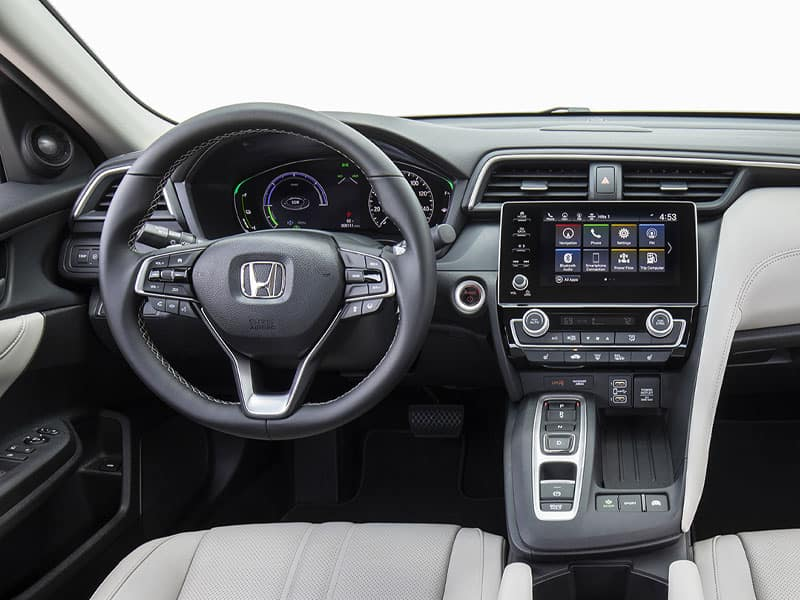 2021 Honda Insight trim levels and features