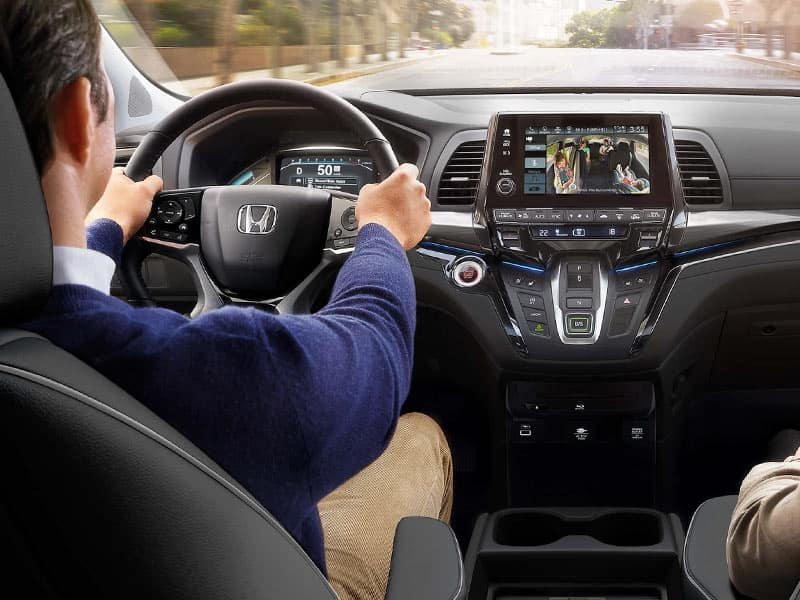 2021 Honda Odyssey features and equipment