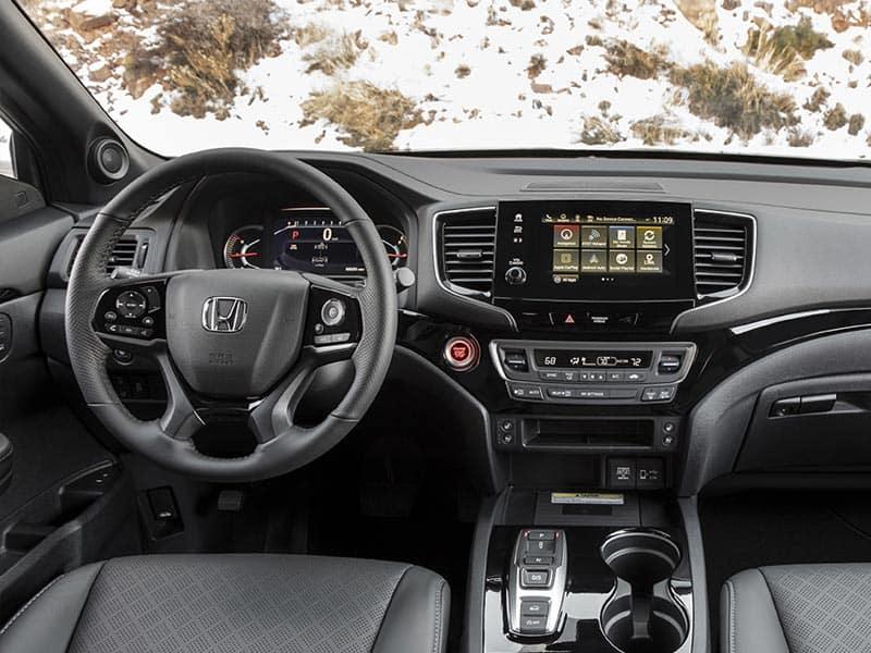 2021 Honda Passport Features and Equipment