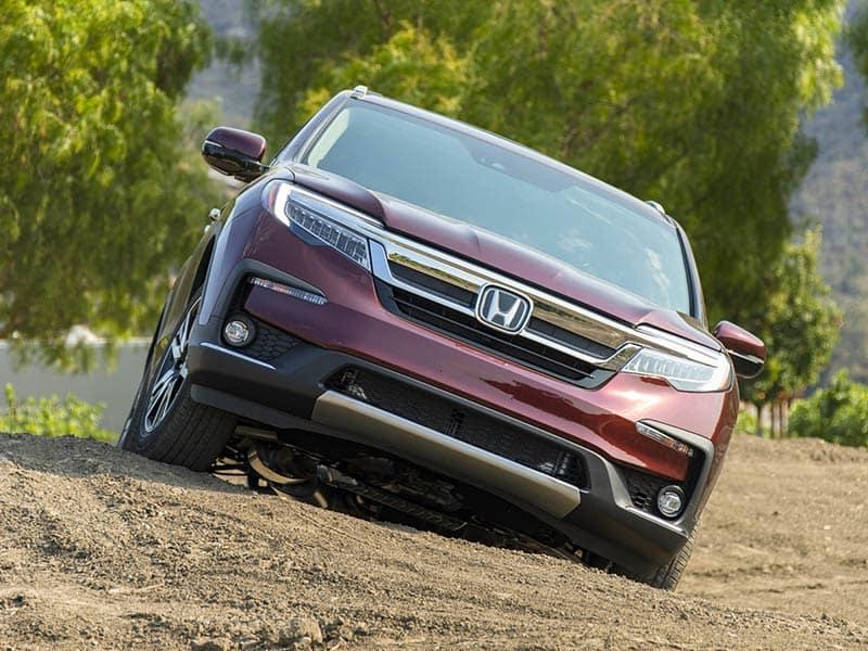 2021 Honda Pilot Powertrain and Fuel Economy